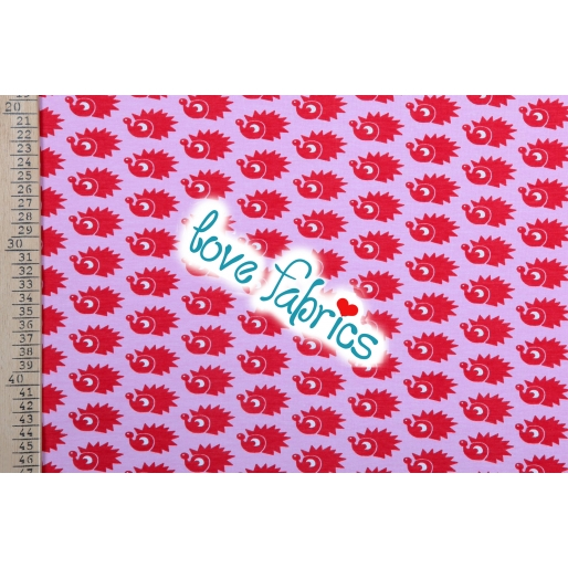 Hedgehogs red