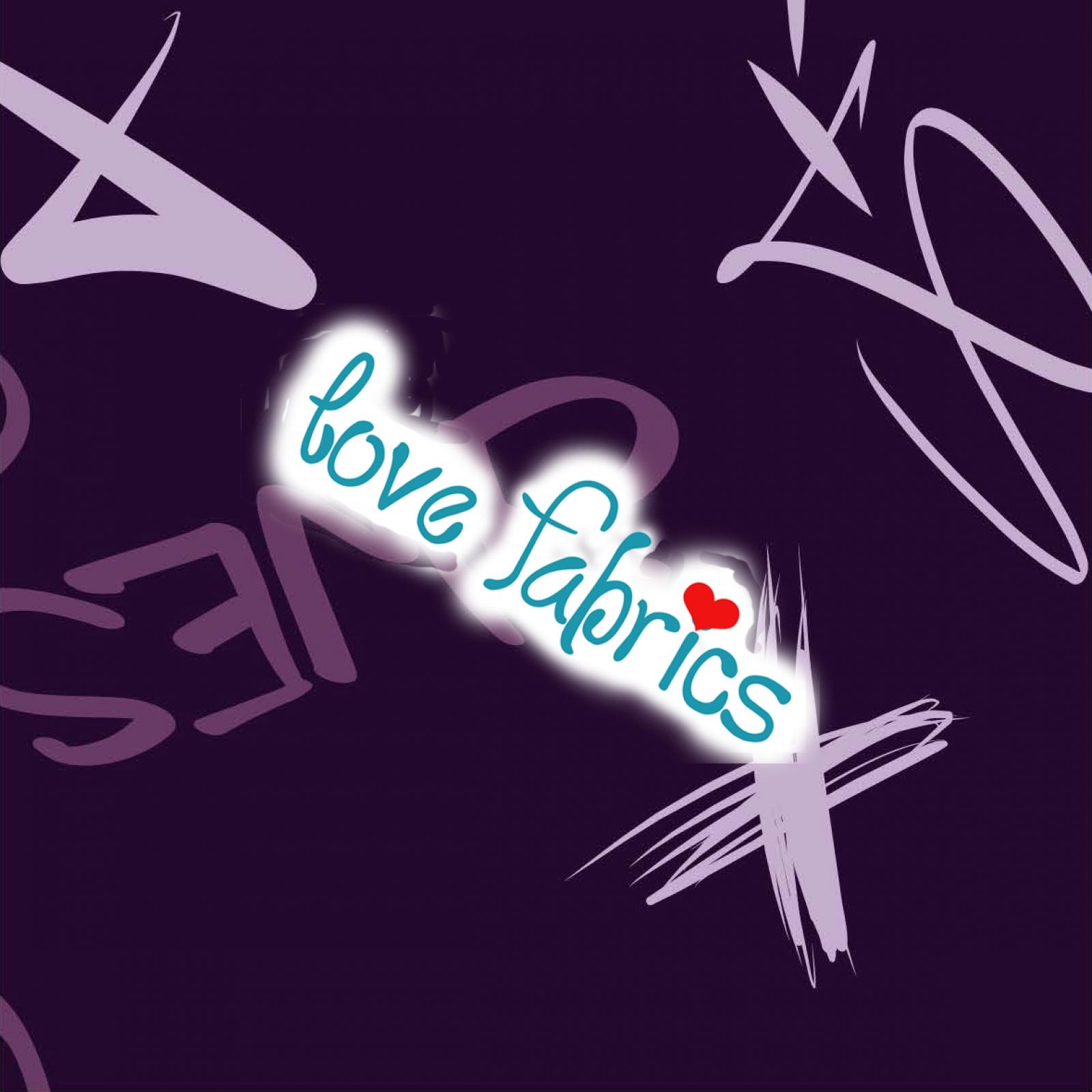 Letters purple
